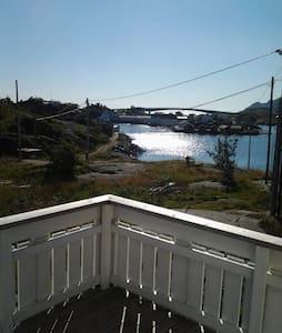 hamnøy hus - Casa