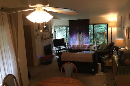Spacious Apt 1bed/1ba for Nov & Dec - Lake Oswego