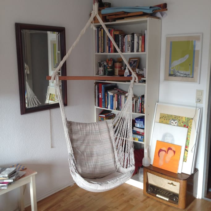 The swing chair