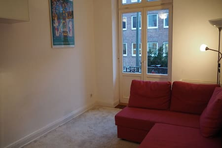 Nice little downtown apartment - Hamburg - Apartment