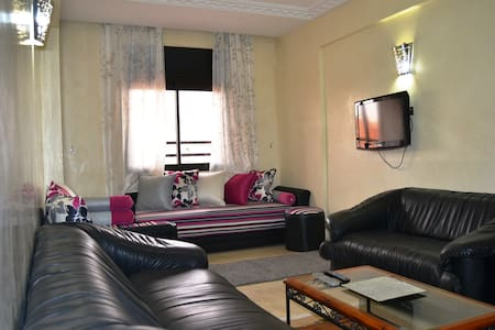 Nice Central Apart wifi Parking - Marrakech - Apartment