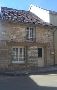 Maison Village T3 en Bourgogne - Huis