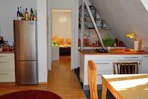 Zimmer in Maisonette App / Altstadt