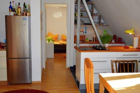 Room in Maisonette Flat, Old Town - Lägenhet