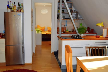 Room in Maisonette Flat, Old Town - Nuremberg - Apartment