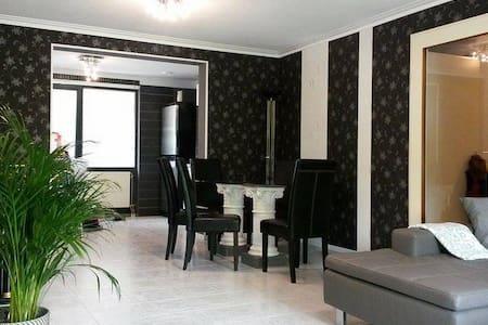 Spacious apartment/ calm area yet close to center - Lakás