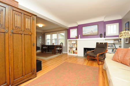 Charming 2BR in DWNTWN Ferndale - Daire