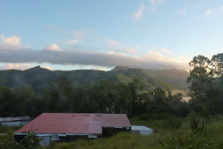 Secluded Mountain Eco-House w World Heritage Views - Byrrill Creek