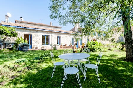 Pauillac Cadournaise 2 rooms - Saint-Seurin-de-Cadourne - Bed & Breakfast