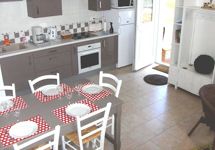 Close to Disney Parks, Nice House of 3 bedrooms - Vincy-Manœuvre - Casa
