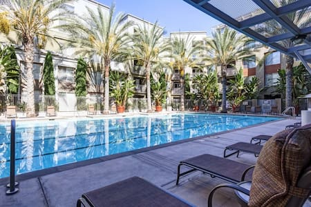 Resort Style Stay in Irvine CA - Lakás