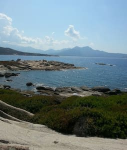 Casa vacanza in Corsica a Lumio - Appartement