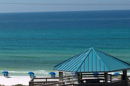 Spacious condo has great beach view - Miramar Beach - Társasház