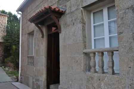 PRECIOSA CASA DE PIEDRA - Pontecesures - Chalet