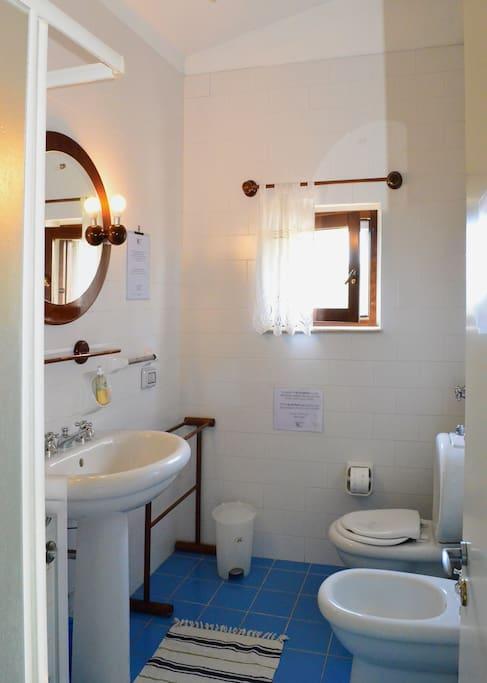 Eurialo Double Shared Bathroom