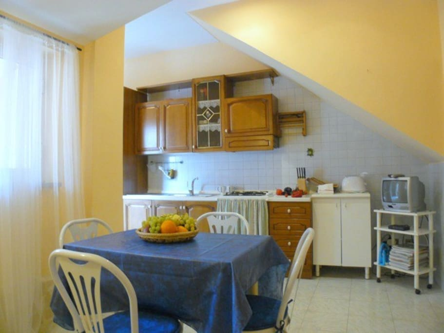 Little flat in Castelli Romani Rome