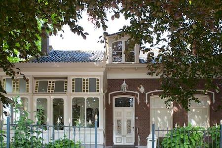 Classic villa hottub,sauna and boat - Oostwoud - Villa