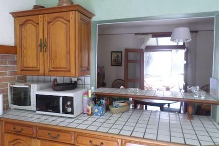 Maison agréable entre Figeac et Rodez - Firmi