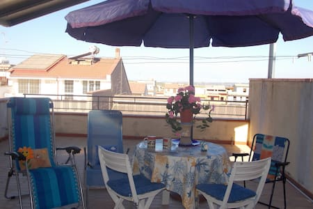 apartment with terrace and panorami - Montevago - Apartment
