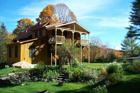 Three Covered Bridges Guesthouse - Moretown/Northfield - House