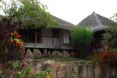Eco cabin near the ocean in Ayangue - Chalet