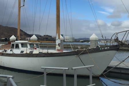 SUPERBOWL Sailboat 60' Sleep wView! - South San Francisco - Boat