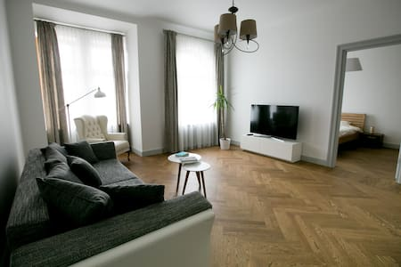 Luxury apartment in renovated house near Old town - Wohnung