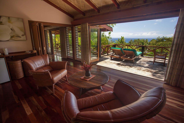 The Taveuni Treehouse
