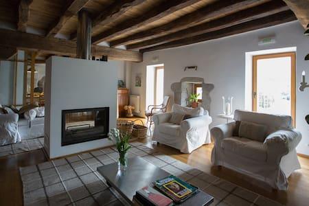 Caserío del siglo XVIII con encanto - Etxarri Larraun