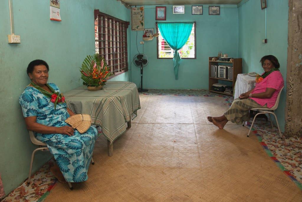 Fijian Village Homestay
