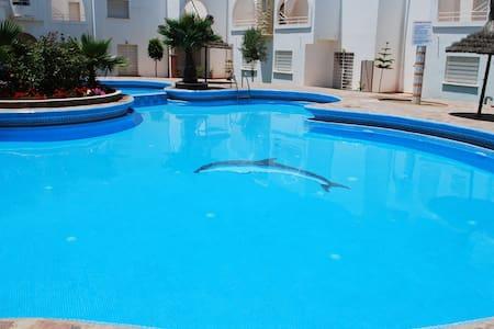 Maison dans residence avec Piscine  - Sidi Bouzid - Casa