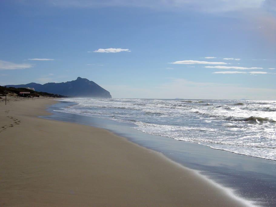Beaches at 5km