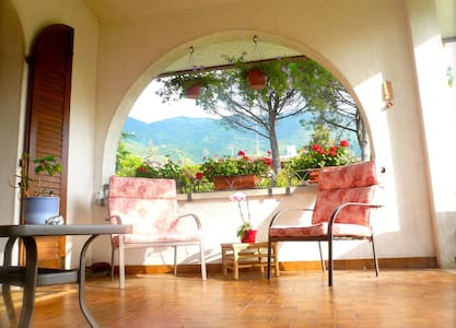 Relaxing & Scenic Mountain Villa - Caneva