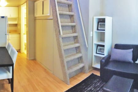 1-Bedroom Loft in South Salt Lake - Byt