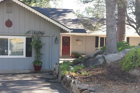 The Ivy Rock Cottage - YOSEMITE South - Dom