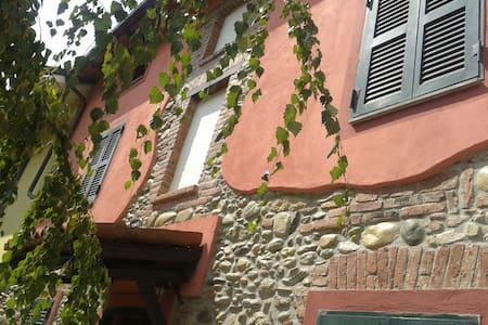 Casa in pietra dell'800 - Wohnung