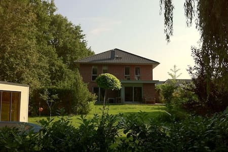 Stadthaus im Grünen Uninähe/5 Min - Lüneburg - Rumah