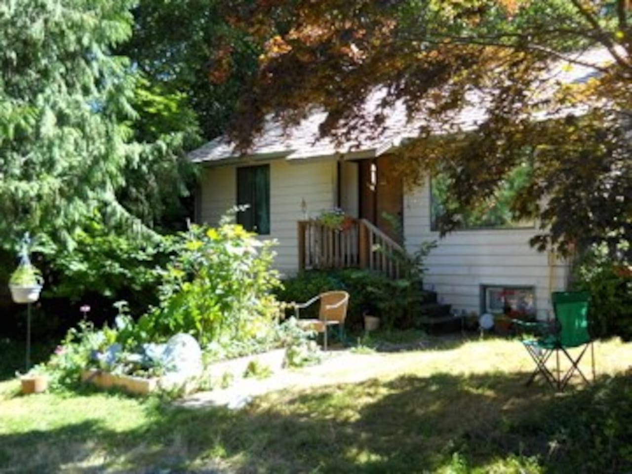 Maple Creek House and Garden