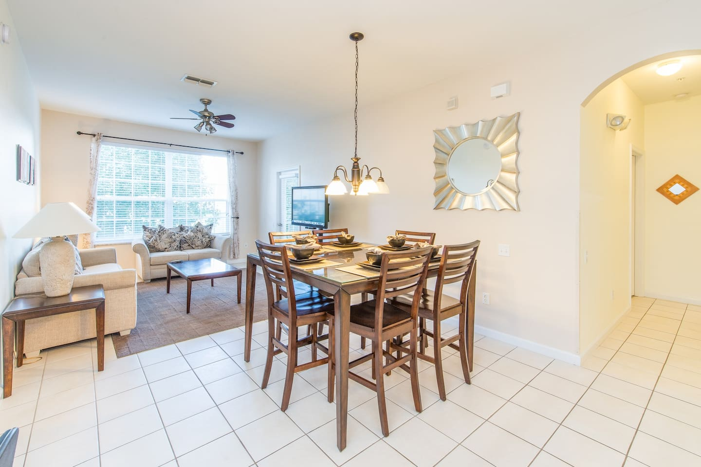 LUXURY 3 BR Condo at WINDSOR PALMS