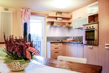 Holiday House b&c (max6p)Sea/Hill - Townhouse