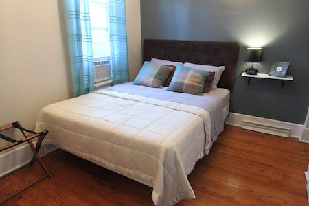 Cozy 1BD Suite near everything! - Casa