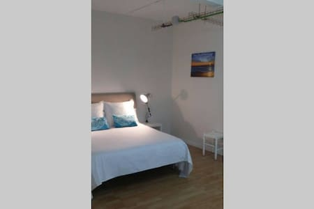 LARGE 2-DOUBLE-BEDS BEDROOM IN SPACIOUS APARTMENT - Leilighet