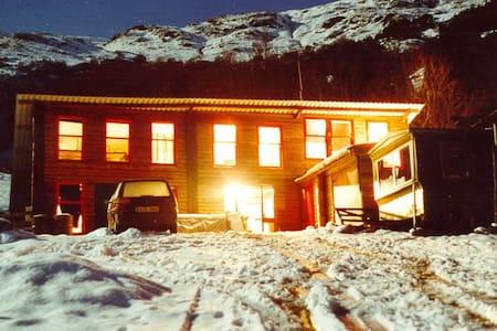 Mother Teat -ScottishHighland cabin - Chatka