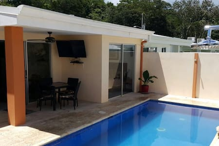 Relax in Private House with Pool - Herradura - House
