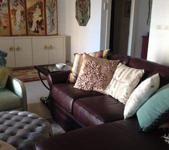 Luxury, Comfy, Seaview Apartment Ir Yamim - Apartamento