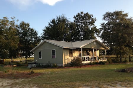Honey Hill Horse Farm - Whole house rental - Aiken - Maison