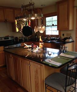 Honey Hill Horse Farm - Whole house rental - Aiken - Casa