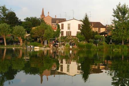 CasaNonni, Borgo Angeli-MANTOVA sul Lago Superiore - Bed & Breakfast