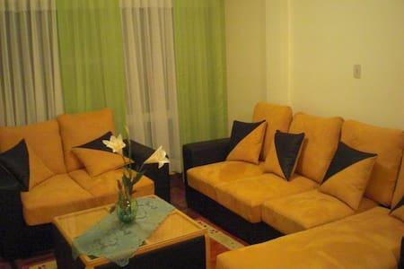 Departamento Collita,LosPinos,LaPaz - Apartament