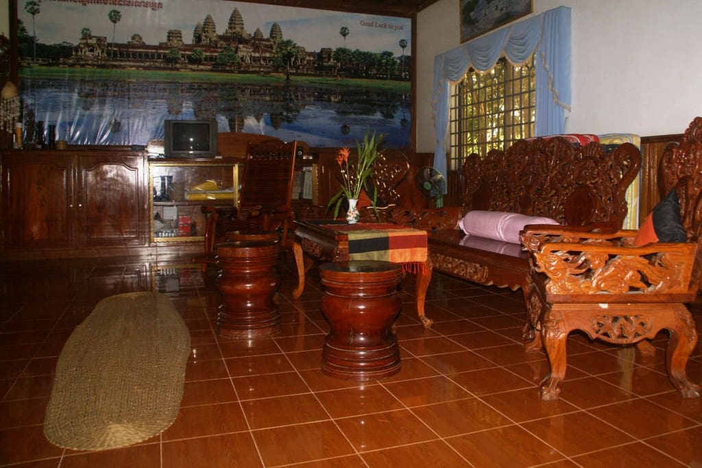 Living room Angkor Wat